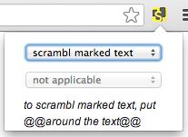 Scrambls — защита Вашей интеллектуальной собственности и шифрование в соцсетях