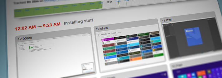 Screenshot Monitor — мониторинг удалённых разработчиков