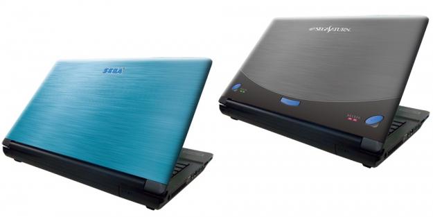 Sega выпустила собственные ноутбуки