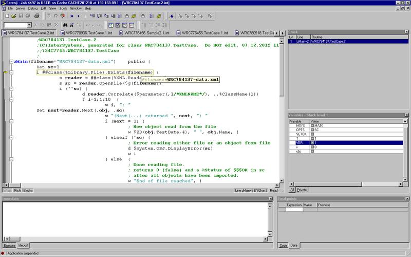Serenji: IDE для M технологий