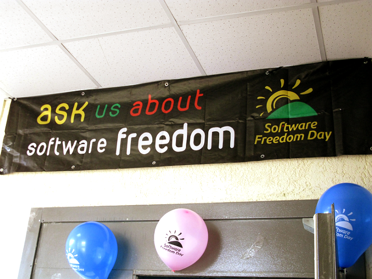 Software Freedom Day в провинции: Саратов