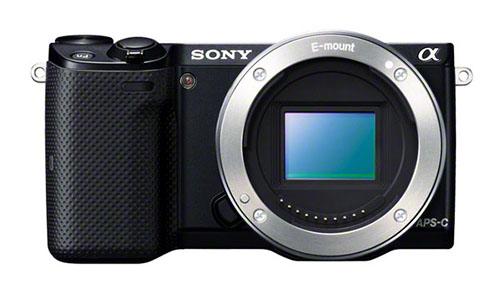 Камера Sony NEX-5T поддерживает NFC