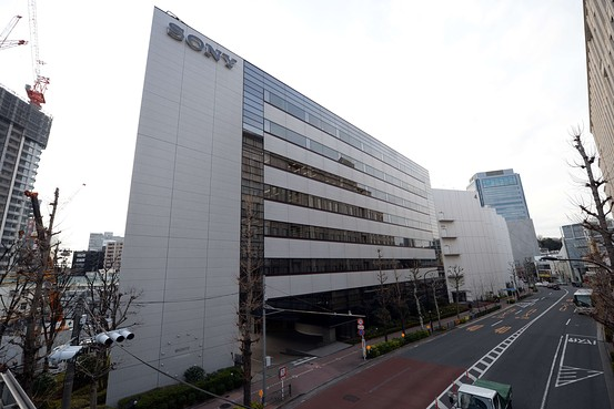 Sony продаст штаб-квартиру в Токио