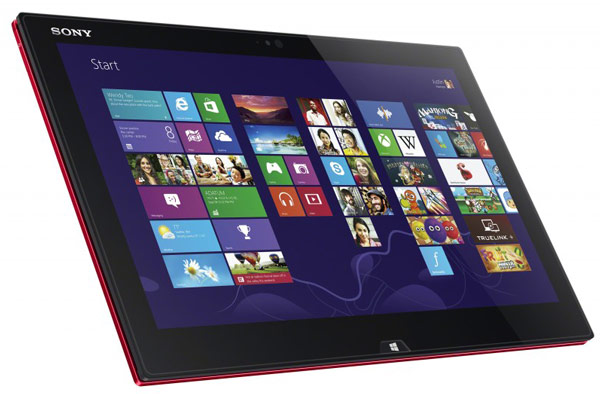 Продажи ноутбуков Sony  VAIO | red edition начались 8 августа
