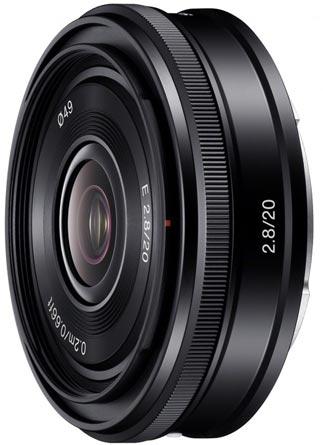 Sony расширила ассортимент объективов с байонетом E-mount моделями SEL20F28 и SELP18200