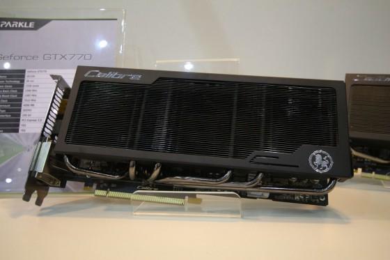 Sparkle GTX 770 Calibre