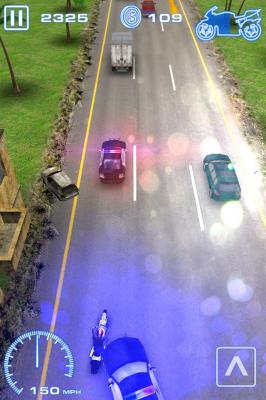 Sprinty Driver — почувствуй силу скорости