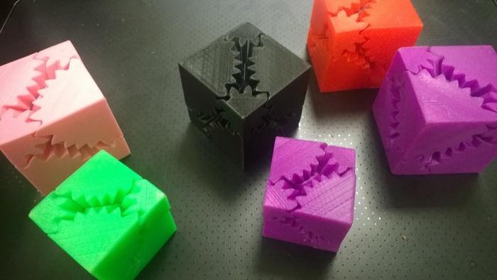 Strooder: переработка отходов 3D печати на дому (отходы=>рабочий материал)