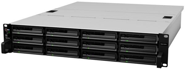 Поставки сетевых хранилищ Synology DiskStation RS2414+ и RS2414RP+ уже начались