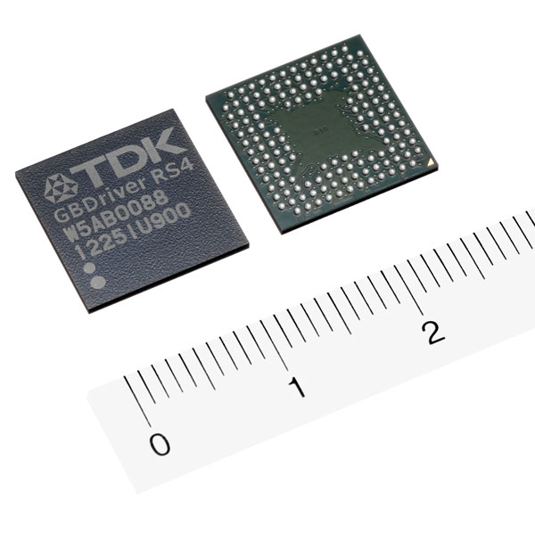 Контроллеры TDK GBDriver RS4 поддерживают флэш-память типа NAND и интерфейс SATA 3 Гбит/с