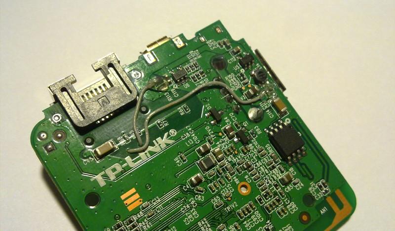 TP Link TL WR703N. Небольшой, но полезный мод