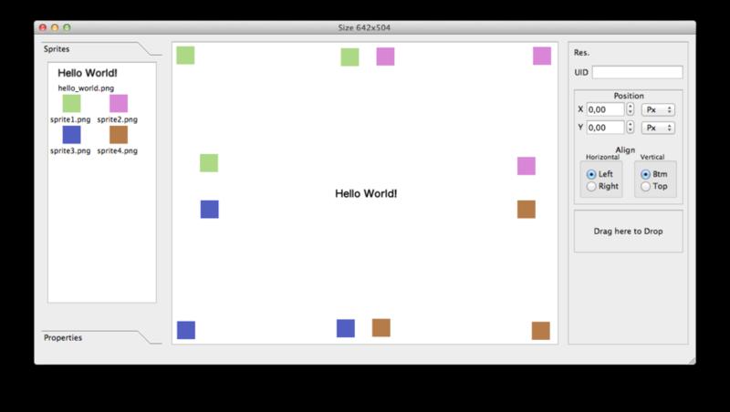Terevaka — фреймворк высокого уровня на Lua для мобильных платформ