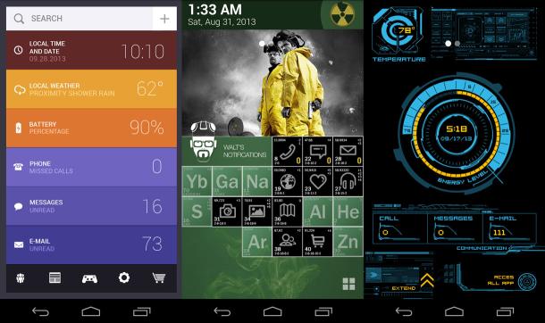 Themer предлагает радикально новый взгляд на ваш телефон