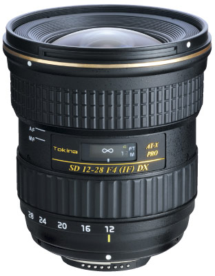 Tokina привезла на CP+ объективы AT-X 70-200 F4 Pro FX VCM-S и AT-X 12-28 F4 Pro DX