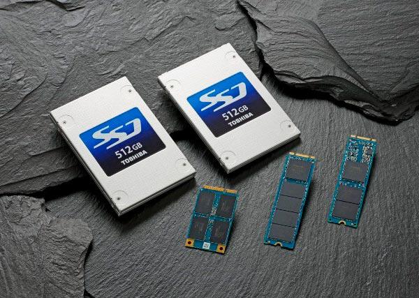 Твердотельные накопители Toshiba HG6 предназначены для массового рынка