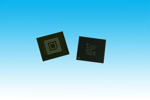 В конфигурацию модулей входит до 64 ГБ флэш-памяти NAND и контроллер