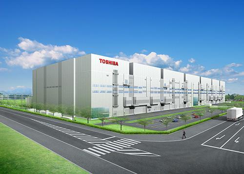 Начало строительства второй очереди Toshiba Fab 5 намечено на август 2013 года