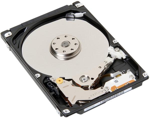 Новые HDD Toshiba призваны удовлетворить растущий спрос на технологии для бортовых информационно-развлекательных систем