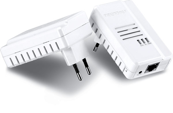 Trendnet выпускает адаптеры HomePlug AV2 Powerline TPL-408E