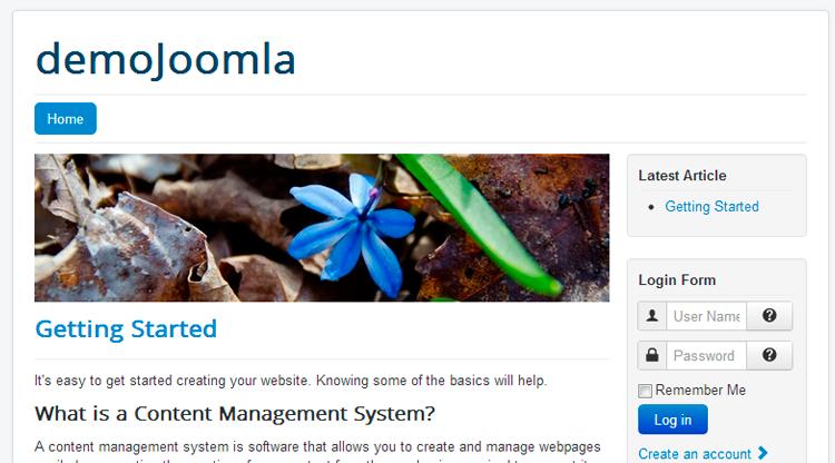 Twitter Bootstrap + Joomla = ♥
