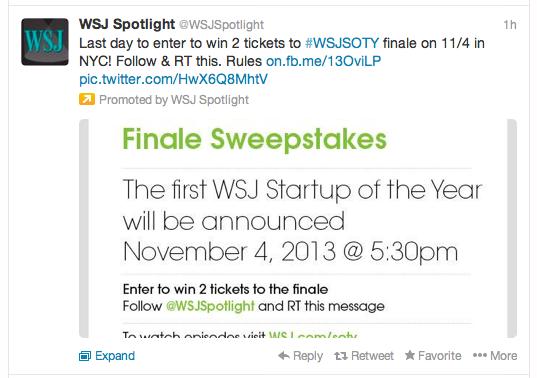 Twitter запустил графическую медийную рекламу (баннеры на полэкрана)