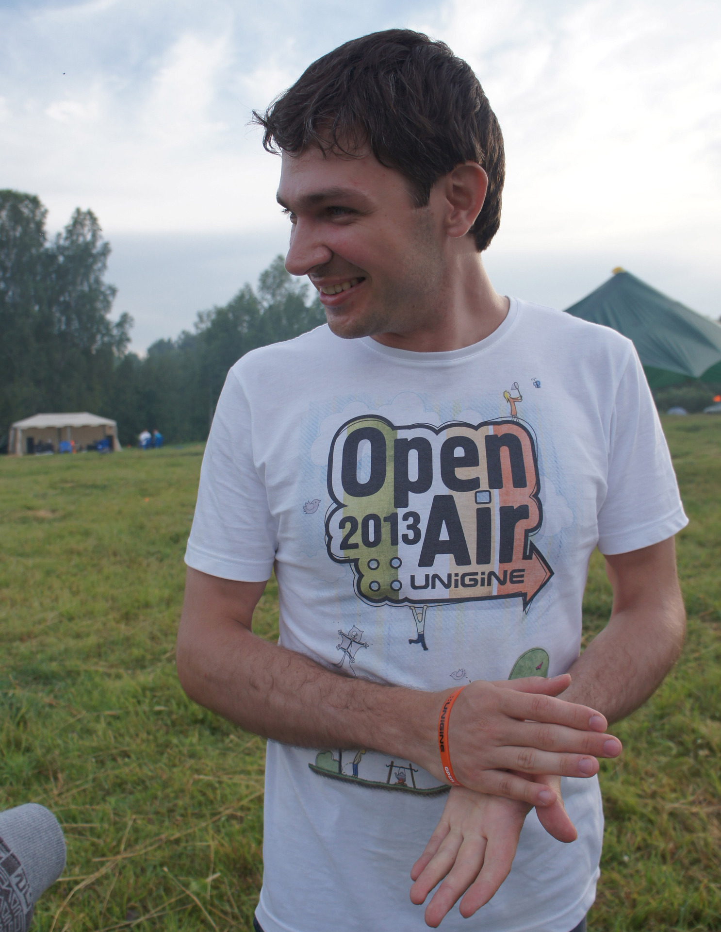 UNIGINE Open Air 2013. Фотоотчет