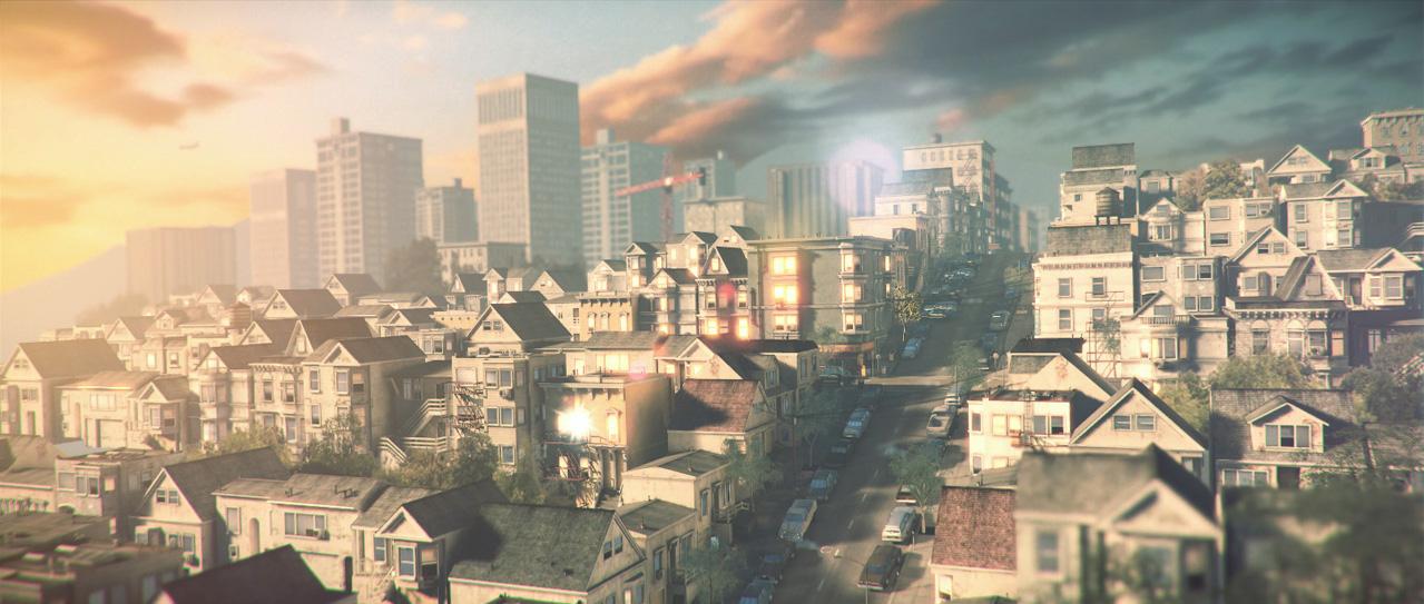 DirectX 11 rendering