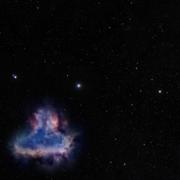 Unity3d. Многослойное двухмерное звездное небо с помощью шейдера