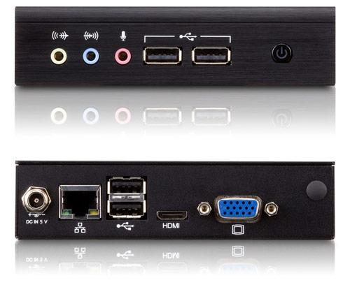 VIA выпускает мини-компьютер VIA ARMTiGO A800 для встраиваемых приложений