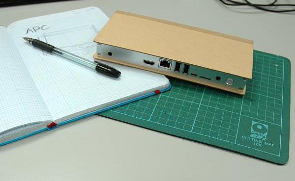 VIA выпускает одноплатные компьютеры APC Rock и APC Paper — без корпуса и в корпусе из картона соответственно