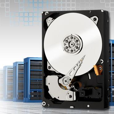 WD увеличивает до 4 ТБ объем корпоративных жестких дисков WD RE SAS и WD RE SATA