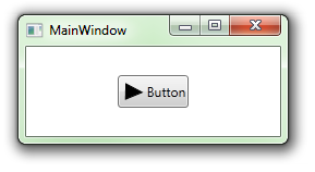 WPF: 4 варианта кнопки с иконкой и текстом