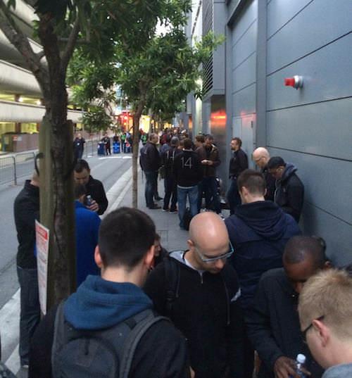 WWDC 2014: личный опыт
