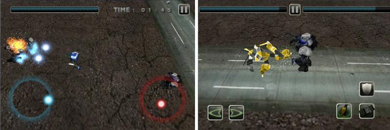 War of Machines: создание игры для iOS