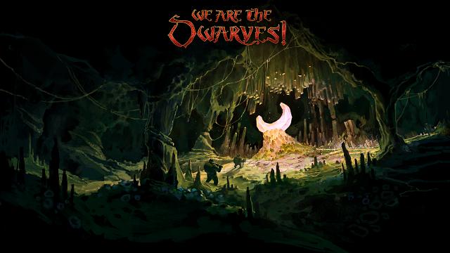 We Are the Dwarves! — отечественный тактический экшн на Kickstarter