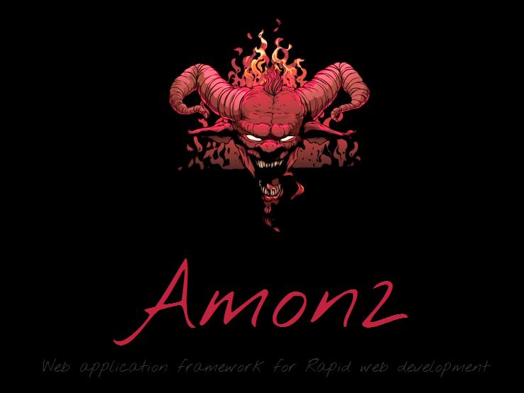 Web Фреймворк по японски — Amon2