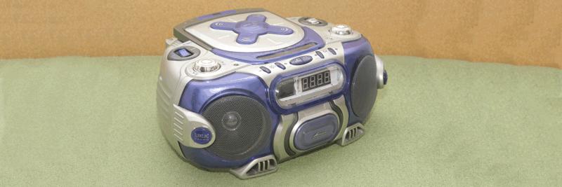 WiFi радио из старой магнитолы