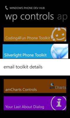 WinPhone DevHub — мобильное приложение, которое должно быть под рукой у каждого WP7 разработчика