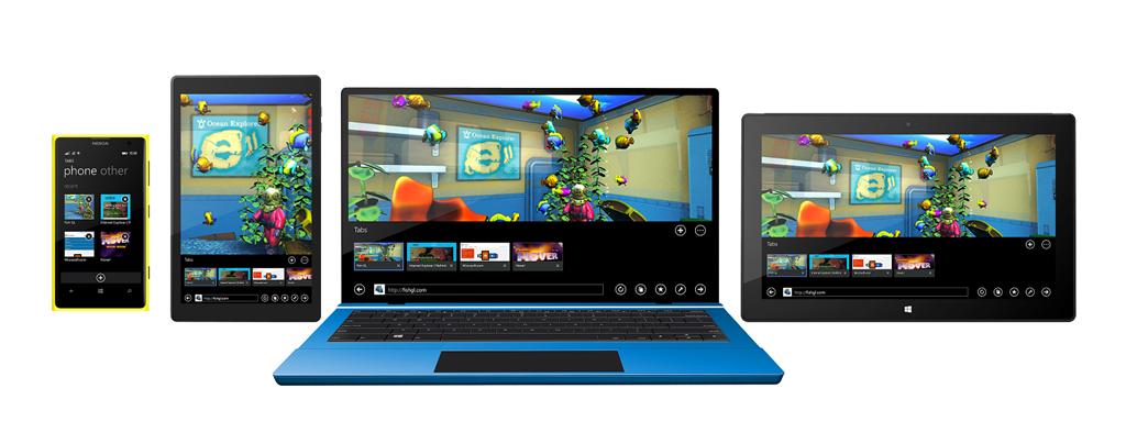 Windows 8.1 with Bing бросает вызов Android: одного гига оперативной памяти снова достаточно