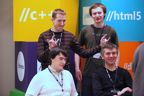 Windows 8 Camp — как это было? Фотографии и записи