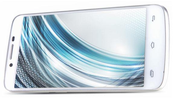 Емкость батареи Xolo A1000 равна 2100 мА∙ч