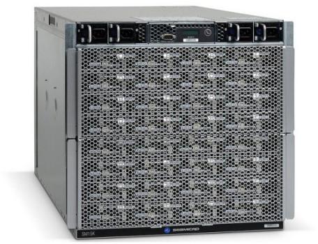 Xyratex будет поставлять хранилища на базе серверов AMD SeaMicro SM15000