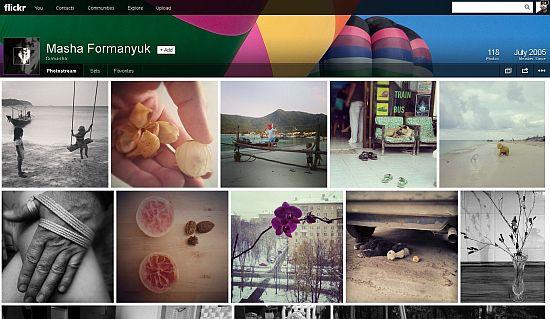 Yahoo! напомнил про Flickr ударным редизайном и расширением хранилища