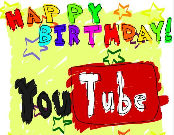 YouTube исполнилось 8 лет