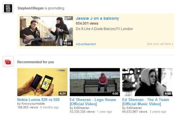 YouTube ради эксперимента предлагает отключить рекламу на сайте