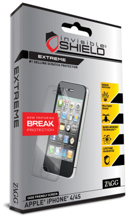 Пленка invisibleSHIELD EXTREME стоит $30