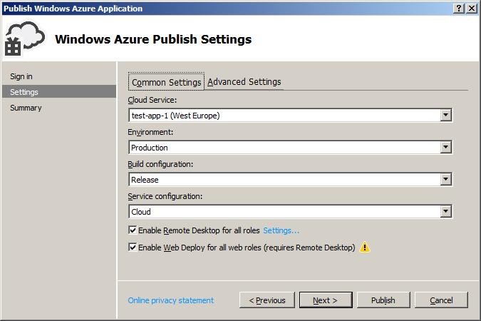 Zero Downtime Upgrade для приложения в Microsoft Azure. Часть 1: PaaS