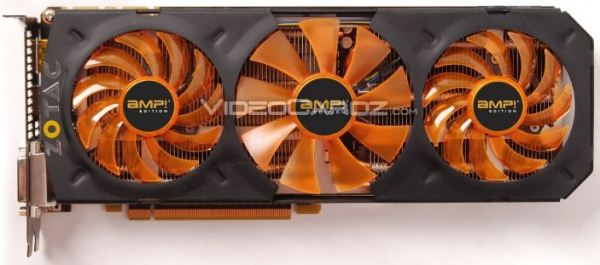 Zotac GeForce GTX 780 Amp!