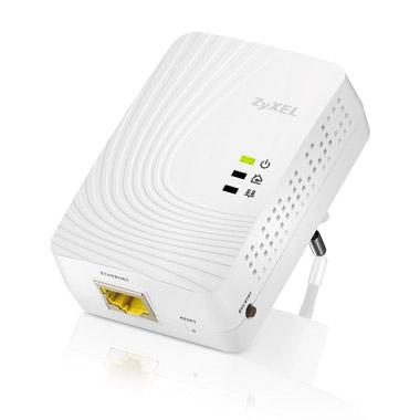 Адаптеры Zyxel Powerline PLA5205 позволяют передавать по электропроводке видео высокой четкости