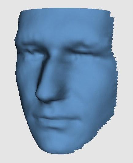 А вот робот турникет, который узнаёт вас в лицо